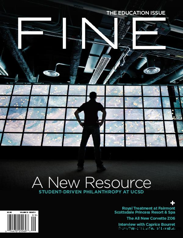 FINE Magazine - September 2014 free download