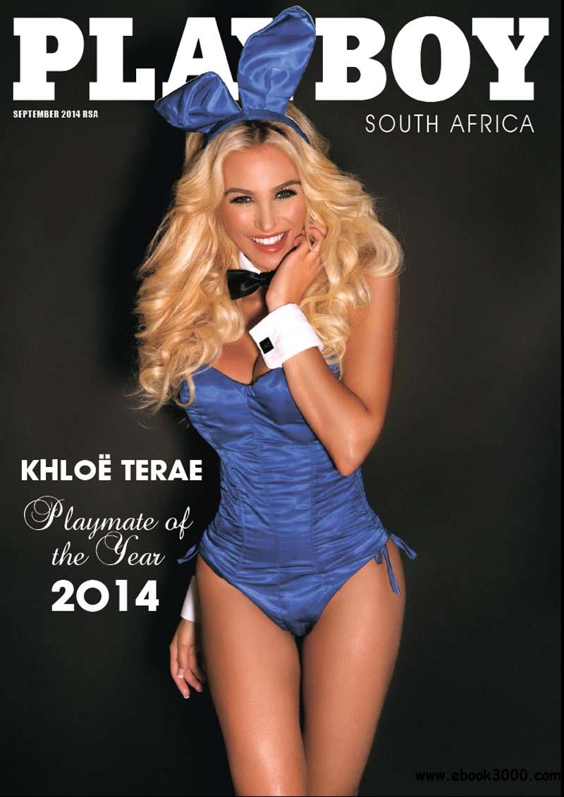 Playboy South Africa - September 2014 free download