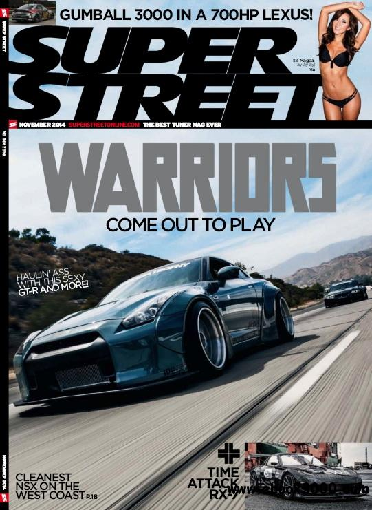 Super Street - November 2014 free download