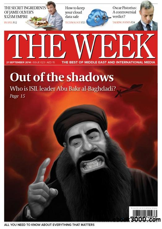 The Week Middle East - 21 September 2014 free download