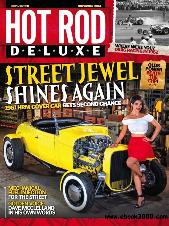 Hot Rod Deluxe - November 2014 free download