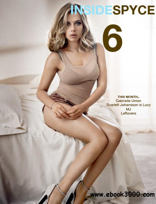 INSIDEspyce issue #6 2014 free download