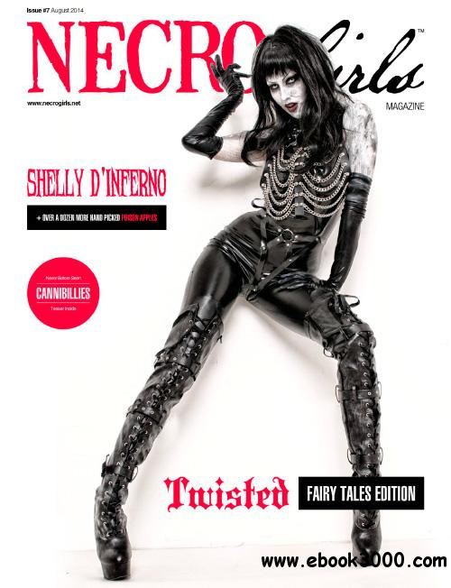 Necro Girls #7 - August 2014 free download