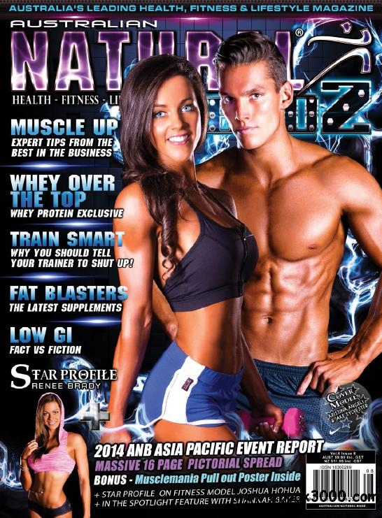Australian Natural Bodz - Issue 18, 2014 free download