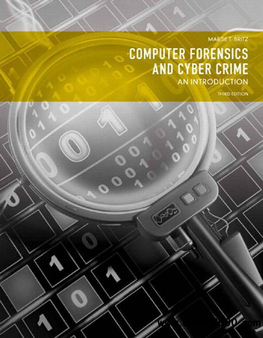 Computer Forensics and Cyber Crime: An Introduction, 3rd Edition free download