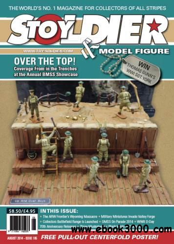Toy Soldier & Model Figure - Issue 195 (August 2014) free download