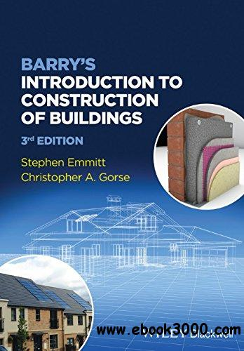 Barry's Introduction to Construction of Buildings free download