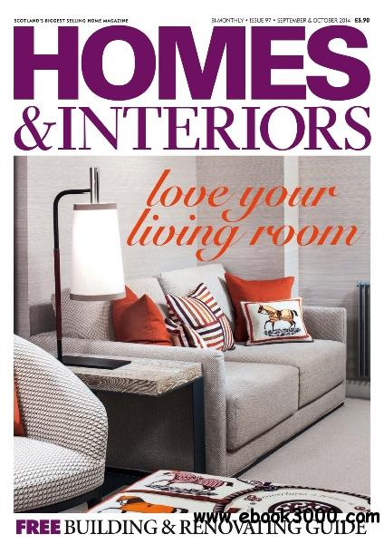 Homes & Interiors Scotland - September-October 2014 free download