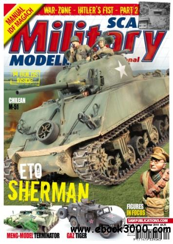 Scale Military Modeller International - October 2014 free download