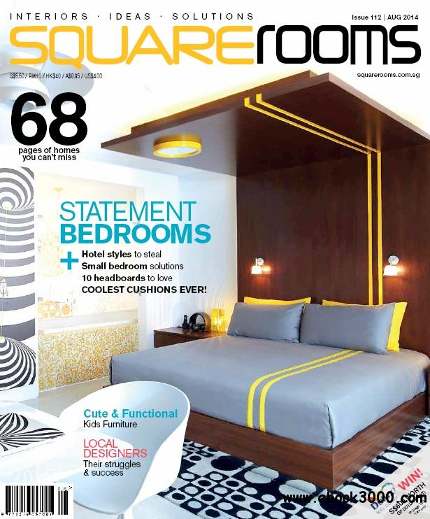 SquareRooms - August 2014 free download