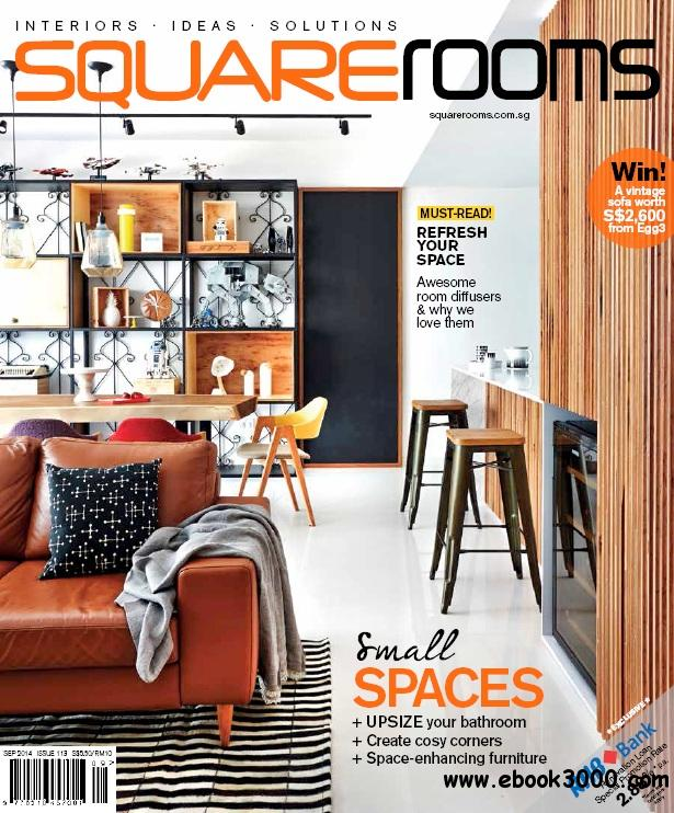 SquareRooms - September 2014 free download