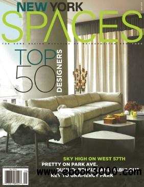 New York Spaces - September 2014 free download