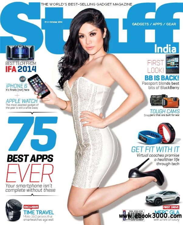 Stuff India - October 2014 free download