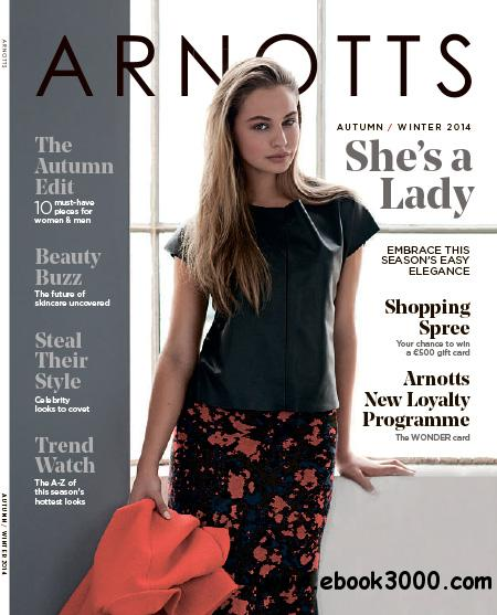 Arnotts Magazine - Autumn/Winter 2014 free download