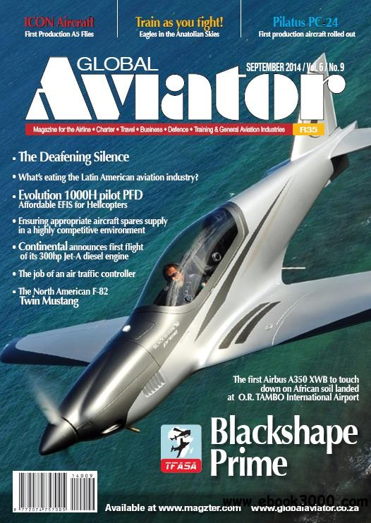 Global Aviator South Africa - September 2014 download dree
