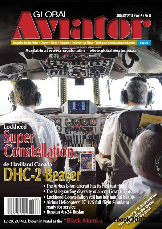 Global Aviator South Africa - August 2014 download dree