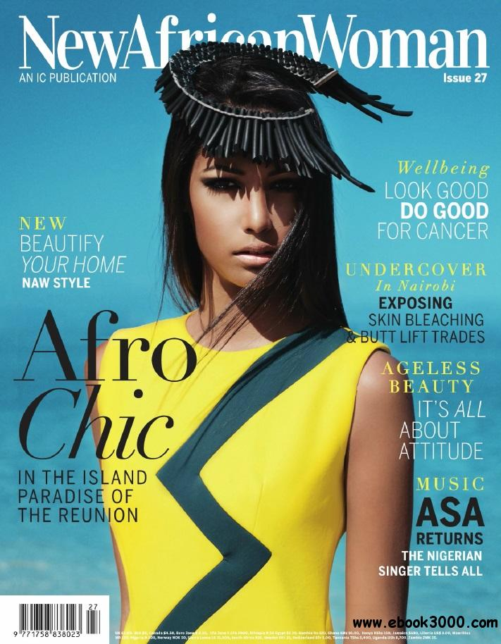 New African Woman - Issue 27, 2014 download dree