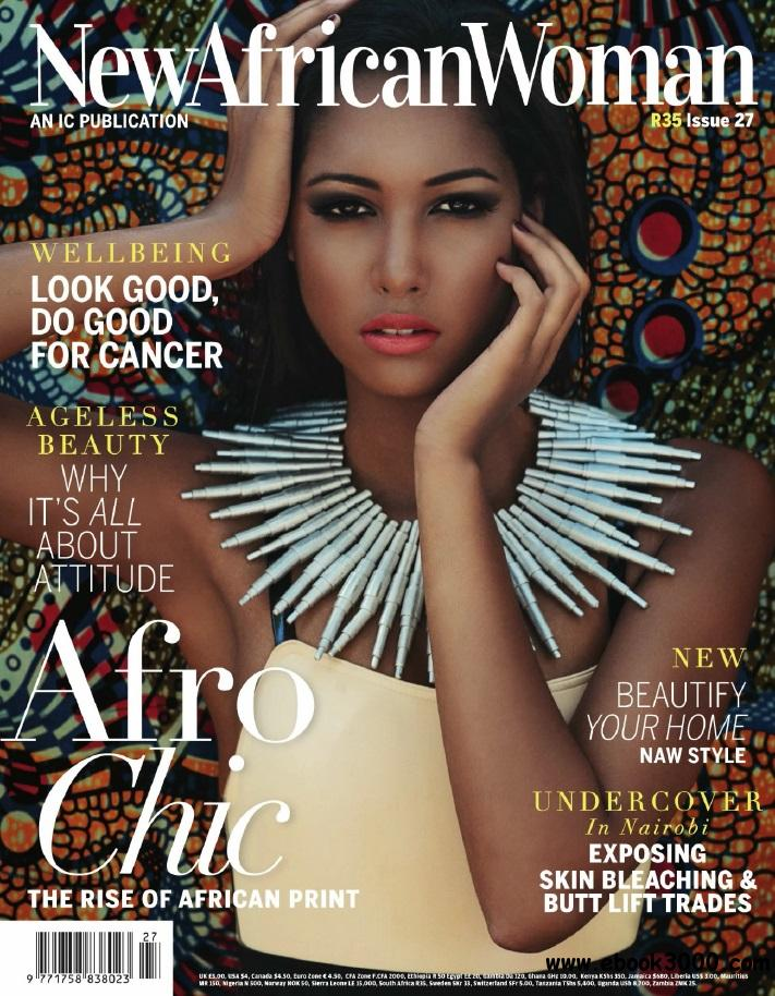 New African Woman SA - Issue 27, 2014 free download