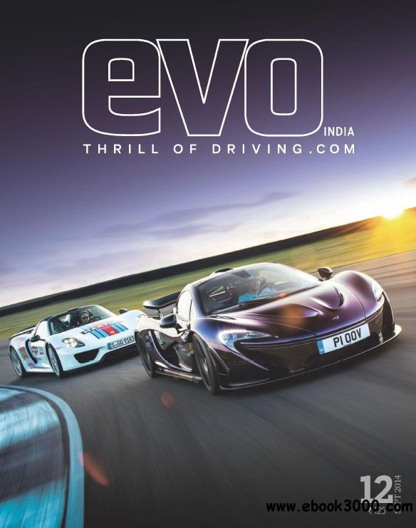 evo India - September 2014 free download