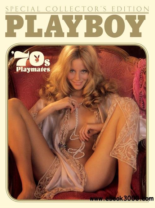 Playboy Special Collector's Edition 70s Playmates - July 2014 free download