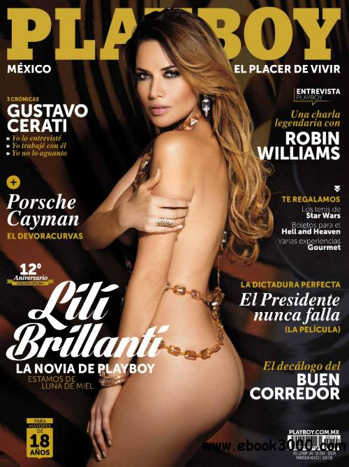Playboy Mexico - October 2014 free download
