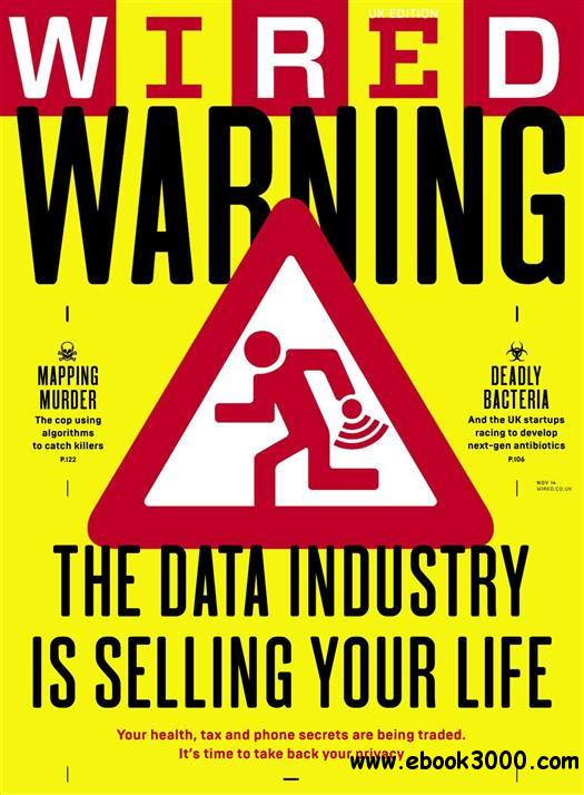 Wired UK - November 2014 free download