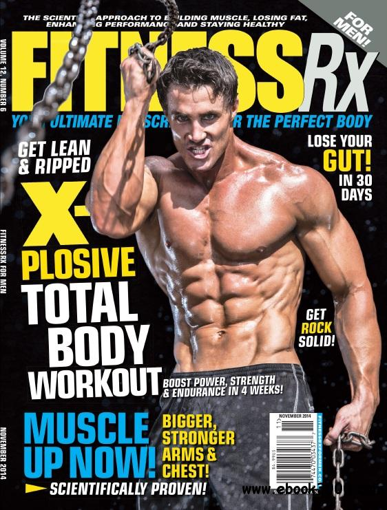Fitness Rx for Men - November 2014 free download