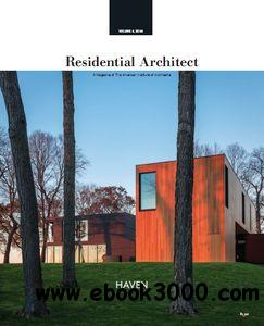 Residential Architect - Volume 4, 2014 free download