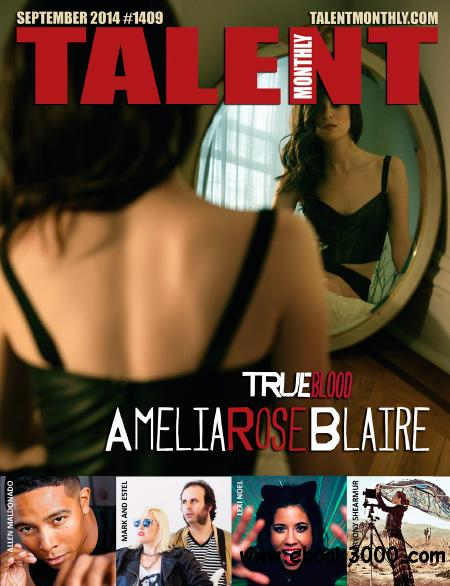 Talent Monthly - September 2014 free download