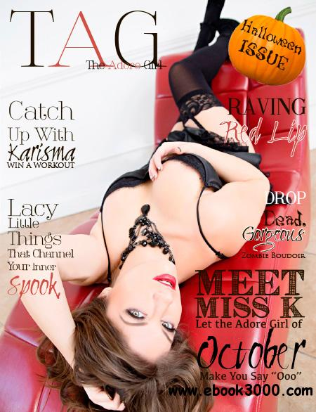 TAG Magazine - October 2014 free download