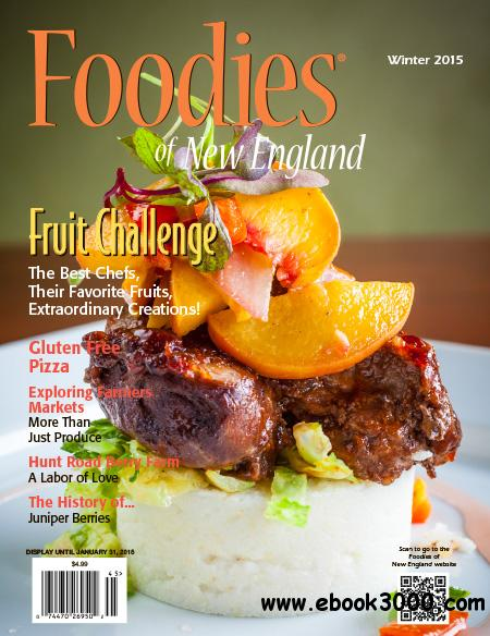 Foodies of New England - Winter 2015 free download