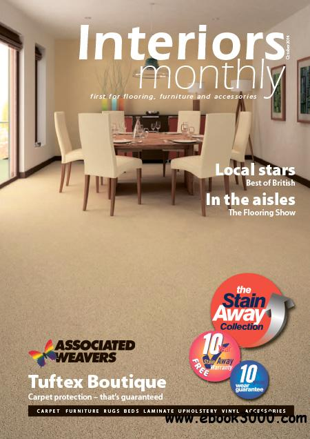 Interiors Monthly - October 2014 free download