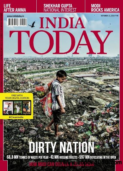 India Today - 13 October 2014 download dree
