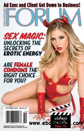 Penthouse Forum - October 2014 free download