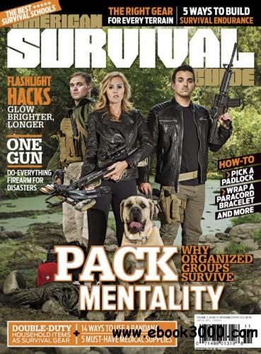 American Survival Guide - November 2014 download dree