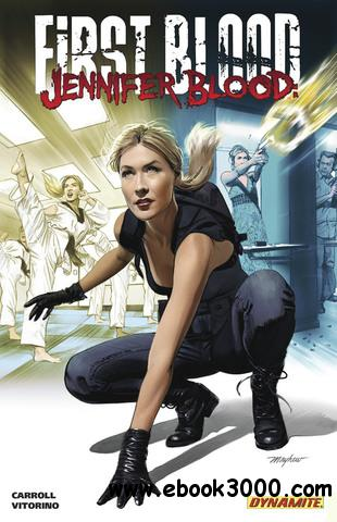 Jennifer Blood - First Blood Vol 1 TPB (2013) free download