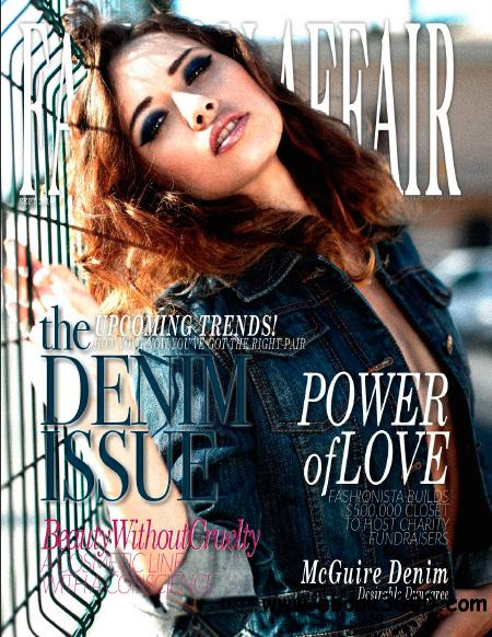 Fashion Affair - September 2014 free download