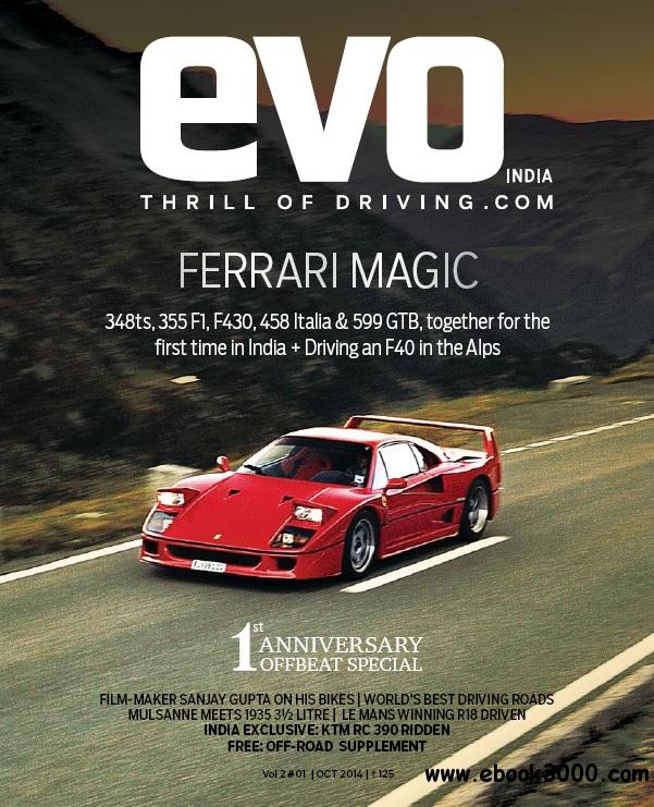 evo India - October 2014 free download