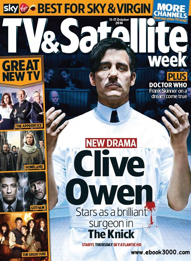 TV & Satellite Week - 11 October 2014 free download