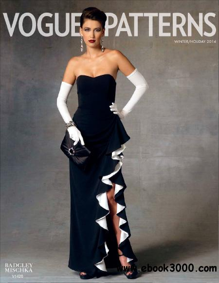 Vogue Patterns - Winter/Holiday 2014 Collection free download