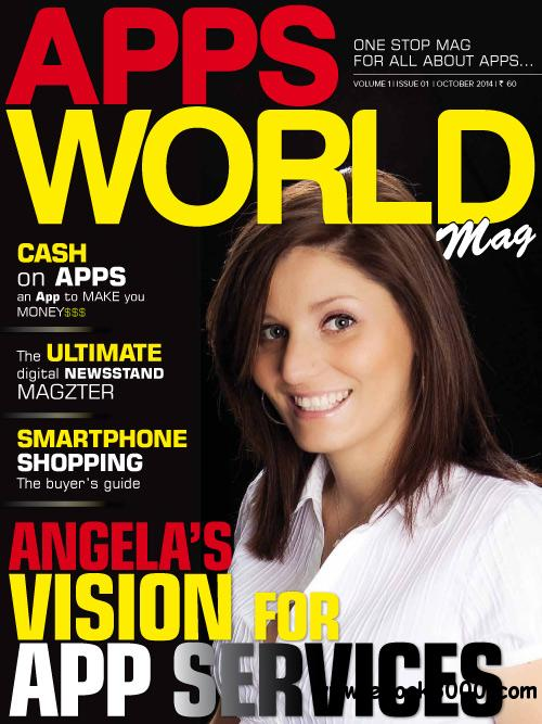 Apps World Mag - October 2014 free download