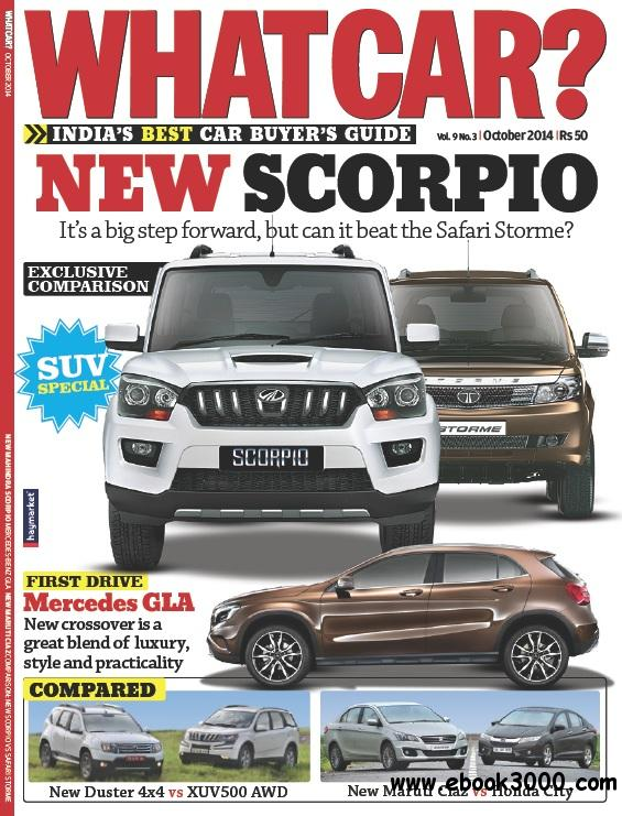 What Car - October 2014 free download