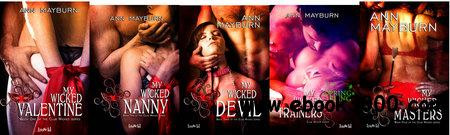 My Wicked Trainers (Club Wicked Book 1-5) by Ann Mayburn free download