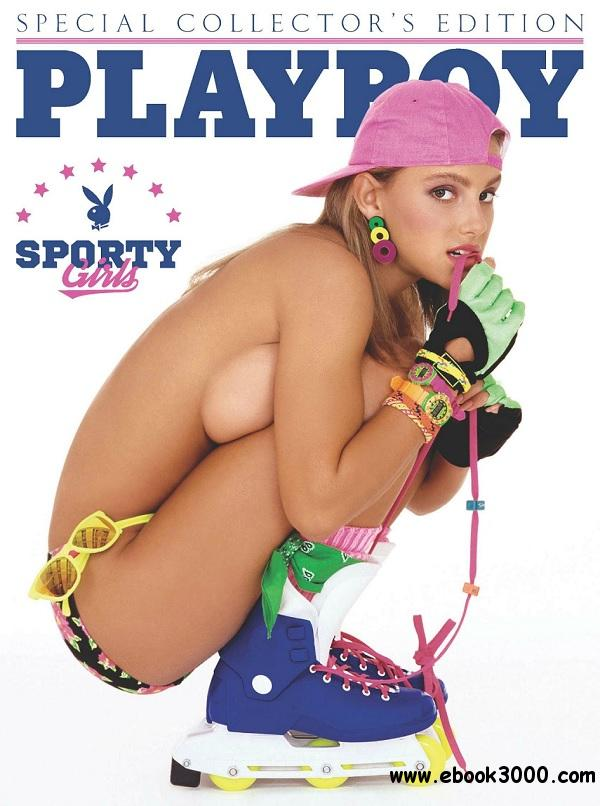 Playboy Special Collector's Edition Sporty Girls - October 2014 free download