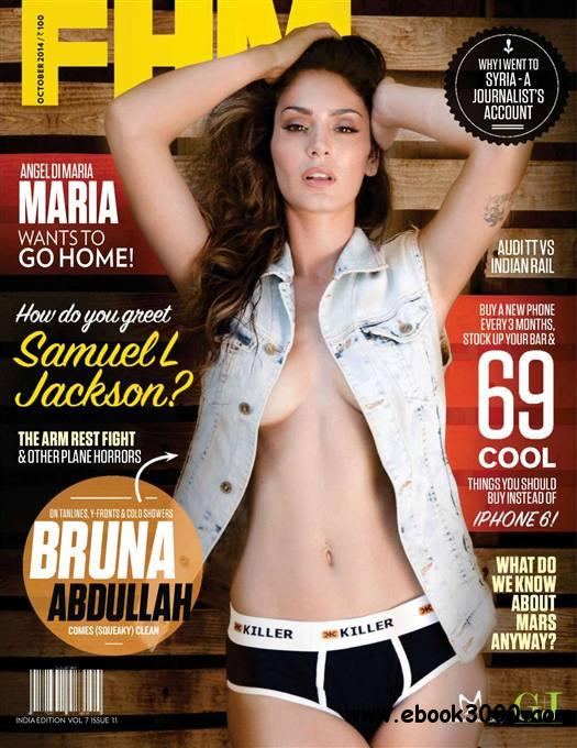 FHM India - October 2014 download dree
