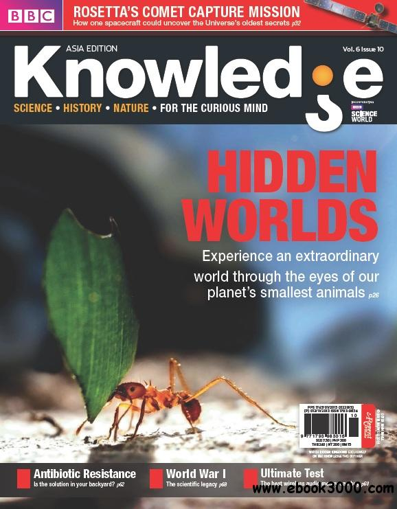 BBC Knowledge Asia Edition - October 2014 free download