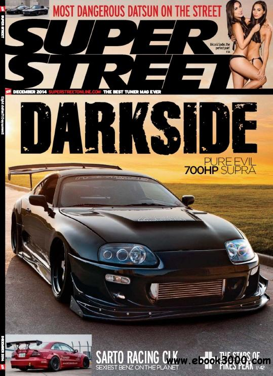 Super Street - December 2014 free download