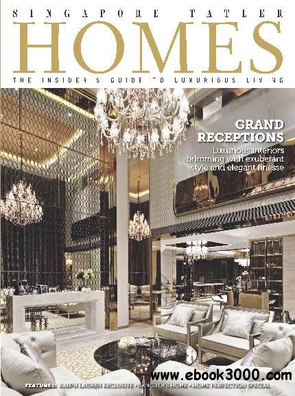 Singapore Tatler Homes Magazine October/November 2014 download dree
