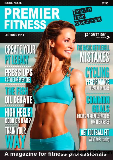 Premier Fitness #09 - Autumn 2014 free download