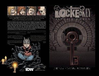 Locke and Key v06 - Alpha and Omega (2014) free download